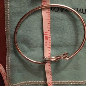 Tiffany & Co. Jewelry - Tiffany & Co Elsa Peretti open heart bangle